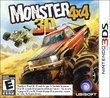 Monster 4X4 boxshot