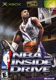 NBA Inside Drive 2002 boxshot
