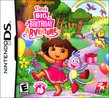 Dora the Explorer: Dora's Big Birthday Adventure boxshot