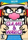Game & Wario boxshot
