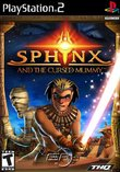 Sphinx and the Cursed Mummy boxshot