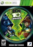 Ben 10: Omniverse boxshot