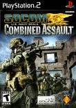 SOCOM: U.S. Navy SEALs Combined Assault boxshot