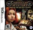 Chronicles of Mystery: Curse of the Ancient Temple boxshot