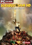 Serious Sam HD boxshot
