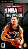 NBA 10: The Inside boxshot