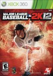 Major League Baseball 2K12 boxshot