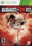Major League Baseball 2K12 boxshot