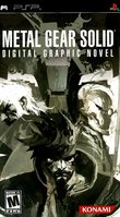 Metal Gear Solid Digital Graphic Novel boxshot