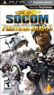 SOCOM: U.S. Navy SEALs: Fireteam Bravo 3 boxshot