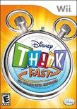 Disney Th!nk Fast boxshot