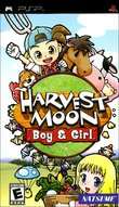 Harvest Moon: Boy & Girl boxshot