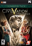 Sid Meier's Civilization V: Gods & Kings boxshot