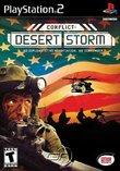 Conflict: Desert Storm boxshot