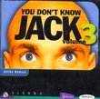 You Don't Know Jack: Volume 3 boxshot