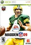 Madden NFL 09 boxshot