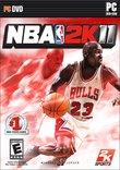 NBA 2K11 boxshot