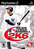 Major League Baseball 2K6 boxshot