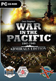 War in the Pacific - Admiral's Edition boxshot