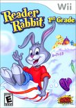 Reader Rabbit First Grade boxshot