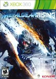 Metal Gear Rising: Revengeance boxshot