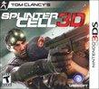 Tom Clancy's Splinter Cell 3D boxshot