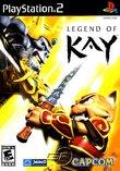 Legend of Kay boxshot