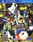 Persona 4 Golden boxshot