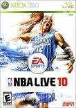 NBA Live 10 boxshot