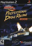 IHRA Professional Drag Racing 2005 boxshot