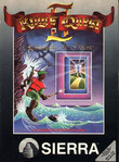 King's Quest II: Romancing the Throne boxshot