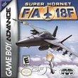 FA-18F: Super Hornet boxshot
