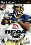 NCAA Football 2005 boxshot