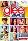 Karaoke Revolution Glee boxshot