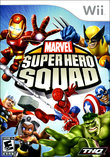 Marvel Super Hero Squad boxshot
