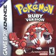 Pokemon: Ruby boxshot