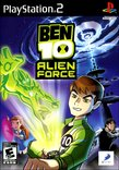 Ben 10: Alien Force boxshot