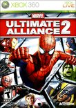 Marvel Ultimate Alliance 2 boxshot