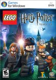 LEGO Harry Potter: Years 1-4 boxshot