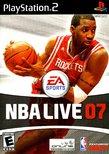 NBA Live 07 boxshot