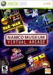 Namco Museum: Virtual Arcade boxshot