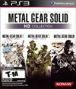 Metal Gear Solid HD Collection boxshot