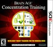 Brain Age: Concentration Training boxshot