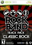 Rock Band Track Pack: Classic Rock boxshot