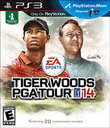 Tiger Woods PGA Tour 14 boxshot