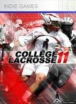 College Lacrosse 2011 boxshot
