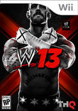 WWE '13 boxshot