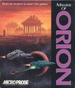 Master of Orion boxshot
