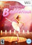 Let's Play Ballerina boxshot