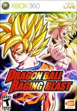Dragon Ball: Raging Blast boxshot